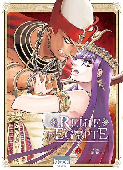 REINE D'EGYPTE T03