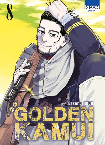 GOLDEN KAMUI T08