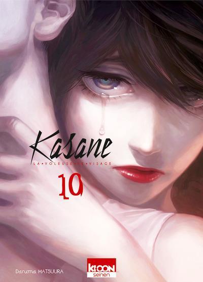 KASANE - LA VOLEUSE DE VISAGE T10 - VOL10