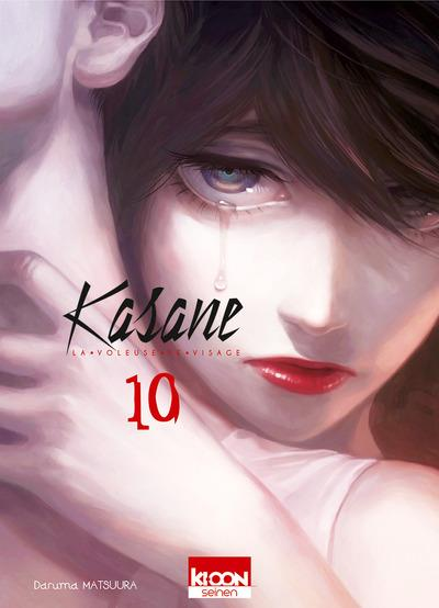 T10 KASANE  LA VOLEUSE DE VISAGE