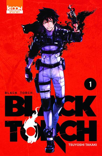 BLACK TORCH T01 - VOL01