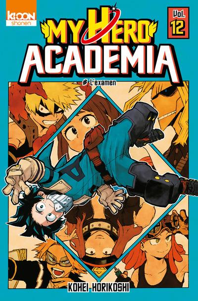 MY HERO ACADEMIA T12 - VOL12