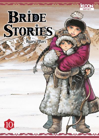 BRIDE STORIES T10 - VOL10