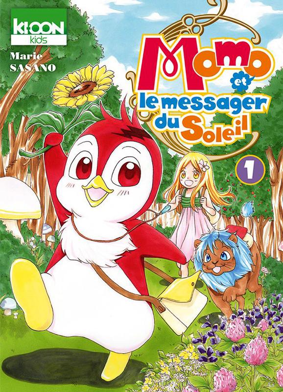MOMO ET LE MESSAGER DU SOLEIL T01 - VOL01