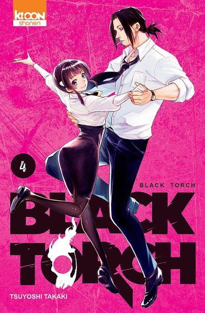 BLACK TORCH T04 - VOL04