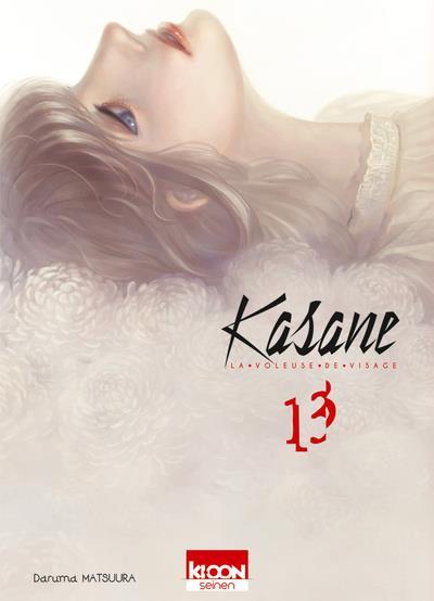 KASANE - LA VOLEUSE DE VISAGE T13 - VOL13