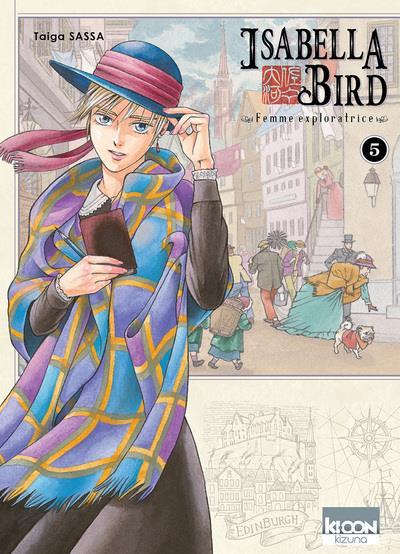 ISABELLA BIRD, FEMME EXPLORATRICE T05 - VOL05