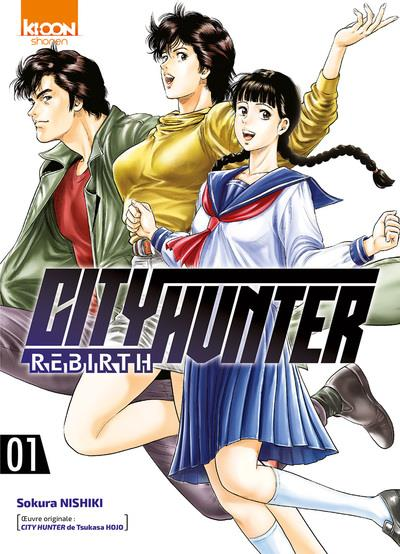 CITY HUNTER REBIRTH T01 - VOL01