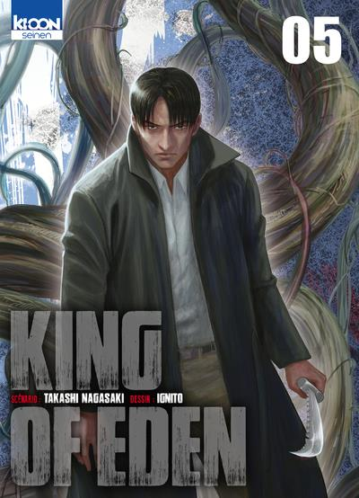 KING OF EDEN T06 - VOL06