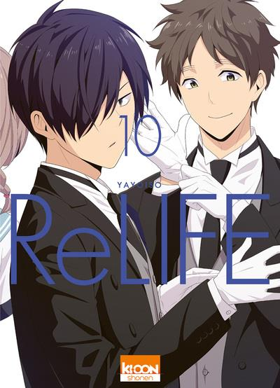 RELIFE T10 - VOLUME 10