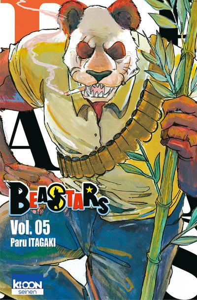 BEASTARS T05 - VOLUME 05