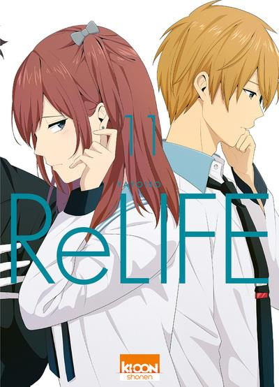 RELIFE TOME 11 - VOLUME 11