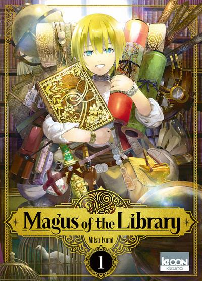 MAGUS OF THE LIBRARY T01 - VOL1