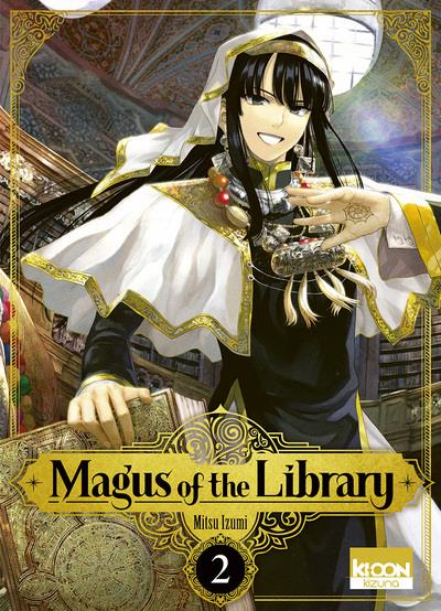 MAGUS OF THE LIBRARY T02 - VOLUME 02