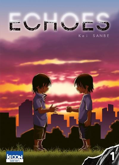 ECHOES T01 - VOLUME 01