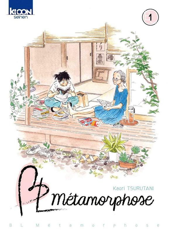 BL METAMORPHOSE T01 - VOLUME 01
