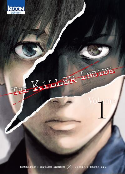 THE KILLER INSIDE T01 - VOL01