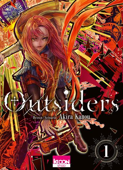 OUTSIDERS T01 - VOL01
