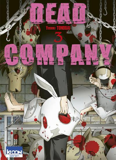 DEAD COMPANY T03 - VOL03