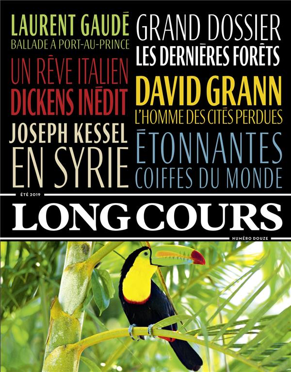 LONG COURS N 12