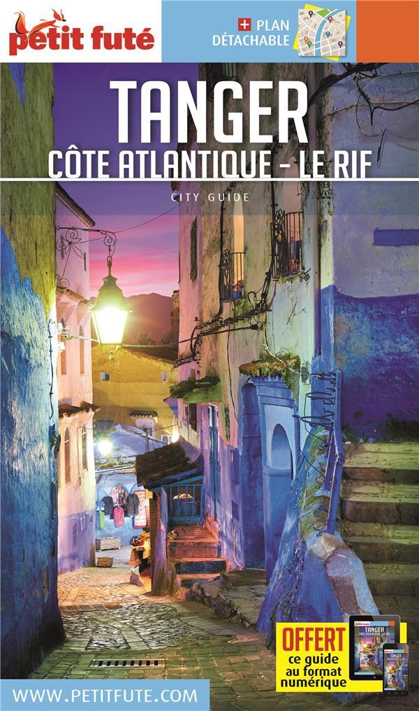 TANGER COTE ATLANTIQUE - LE RIF 2018-2019 PETIT FUTE + OFFRE NUM + PLAN