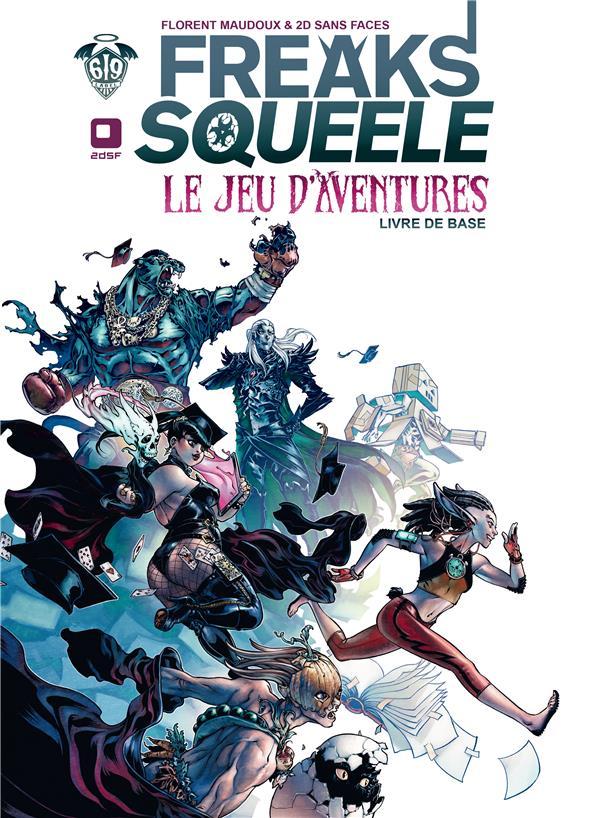 FREAKS' SQUEELE JEU D'AVENTURES