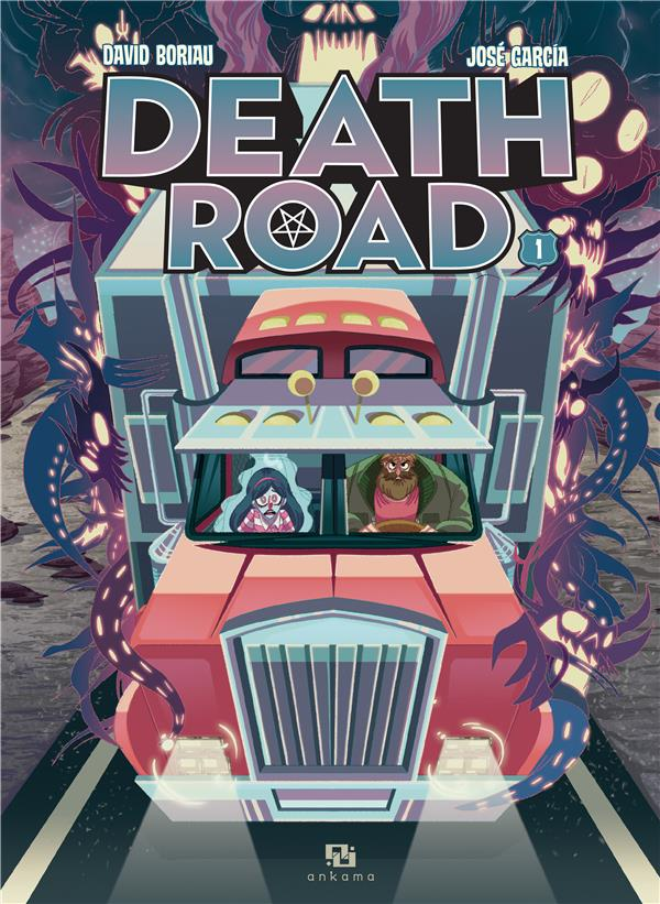 DEATH ROAD T01