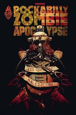 ROCKABILLY ZOMBIE APOCALYPSE 1 : LES TERRES DE MALEDICTION
