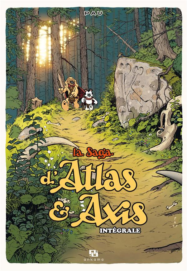 LA SAGA D'ATLAS & AXIS INTEGRA