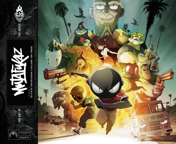 ARTBOOK MUTAFUKAZ LE FILM