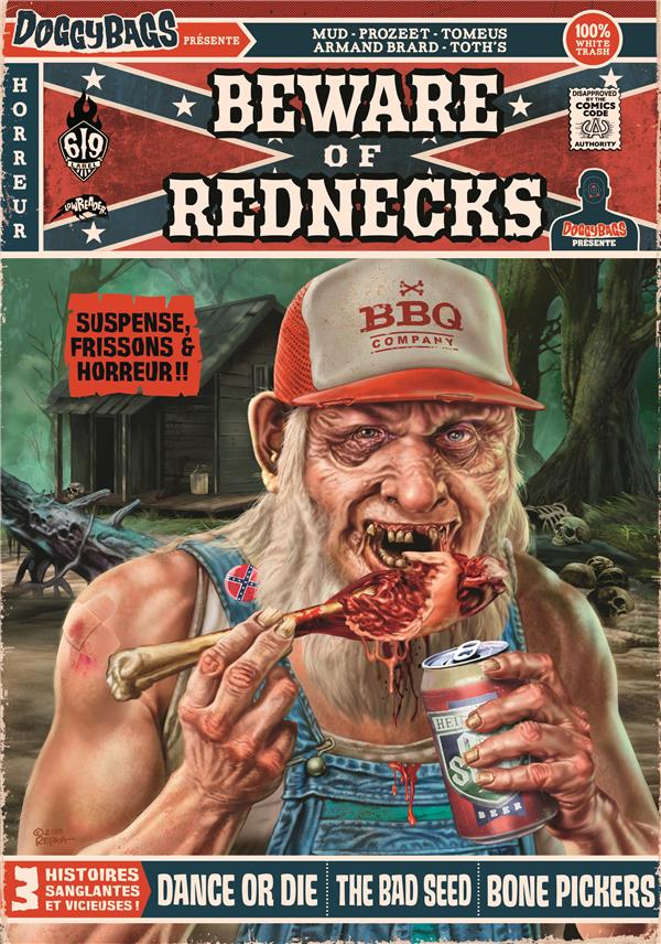 DOGGYBAGGS PRESENTE : BEWARE OF REDNECKS