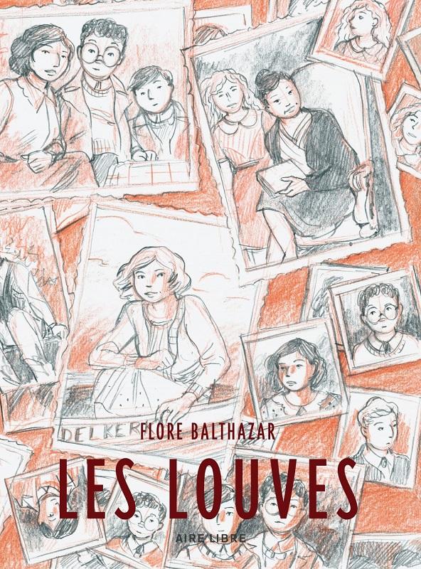 LES LOUVES LES LOUVES - TOME 0 - LES LOUVES (EDITION SPECIALE)