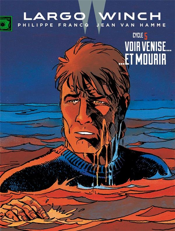 LARGO WINCH - DIPTYQUES T5 LARGO WINCH - DIPTYQUES - TOME 5 - DIPTYQUE LARGO WINCH 5/10