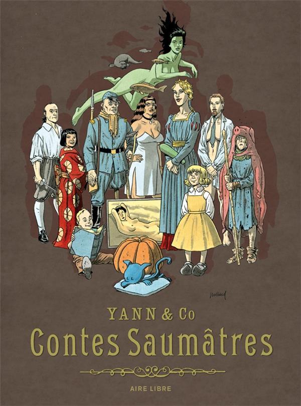CONTES SAUMATRES - CONTES SAUMATRES - TOME 0 - CONTES SAUMATRES