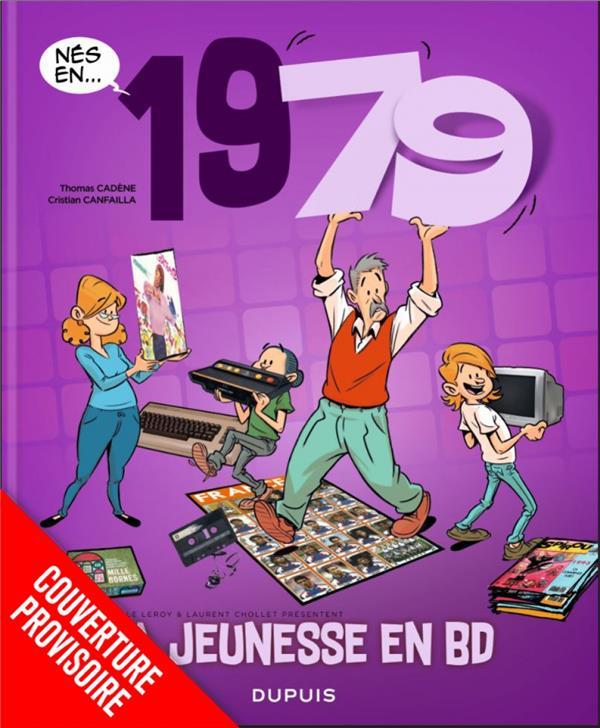 MA JEUNESSE EN BD - TOME 23 - 1979