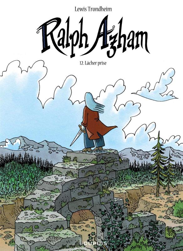 RALPH AZHAM - TOME 12 - LACHER PRISE