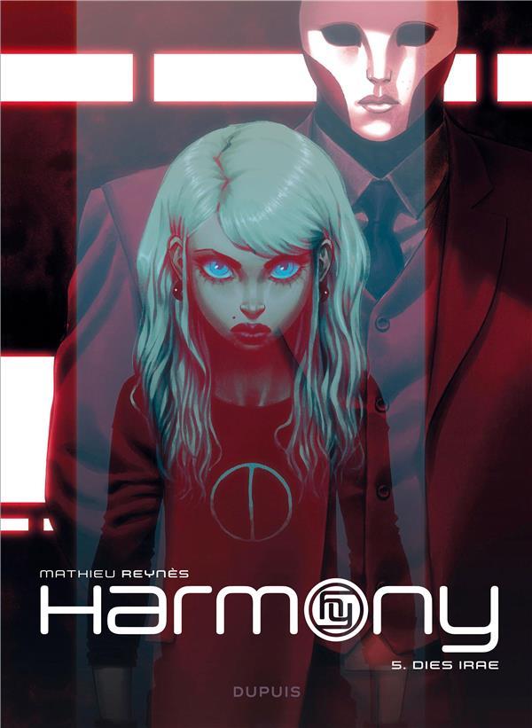 HARMONY - TOME 5 - DIES IRAE