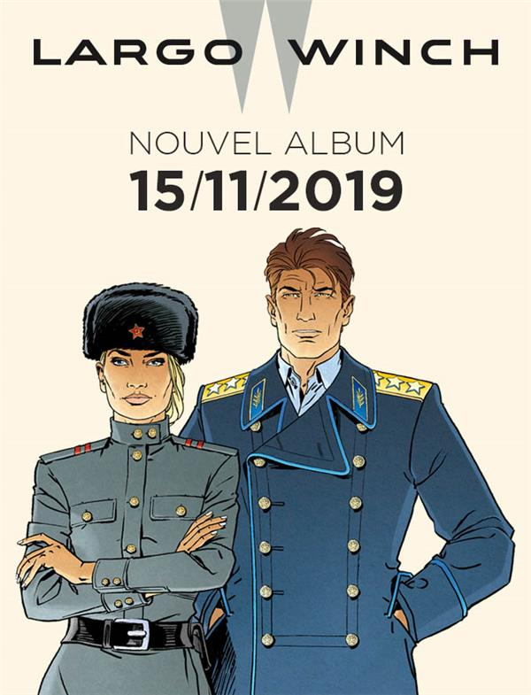 LARGO WINCH - TOME 22 - LES VOILES ECARLATES (EDITION DOCUMENTEE)