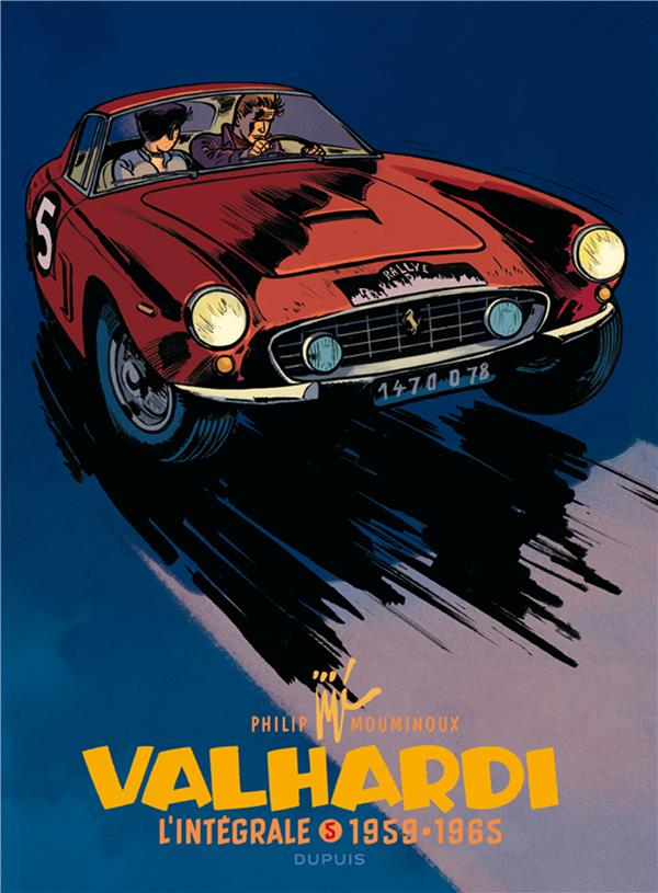 VALHARDI INTEGRALE - TOME 5 - L'INTEGRALE 1959-1965