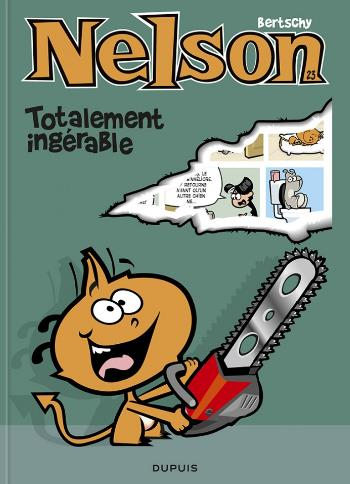 NELSON - TOME 23 - TOTALEMENT INGERABLE