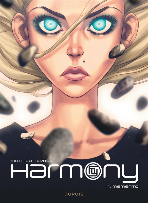 HARMONY - TOME 1 - MEMENTO (OPE JEUNESSE 7?)