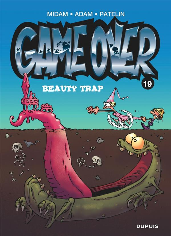 GAME OVER - TOME 19 - BEAUTY TRAP
