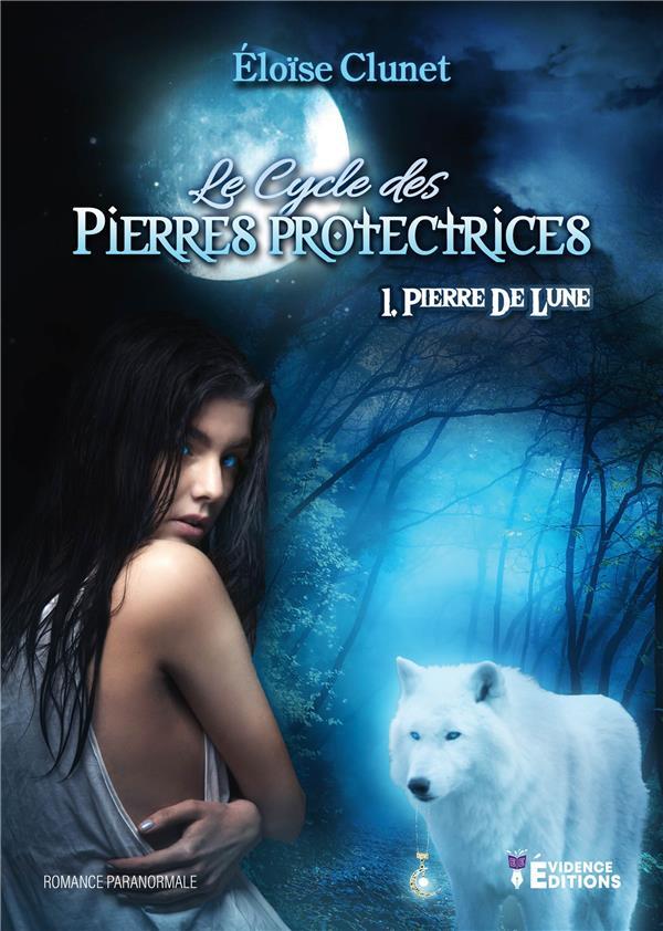 LE CYCLE DES PIERRES PROTECTRICES TOME 1 - PIERRE DE LUNE