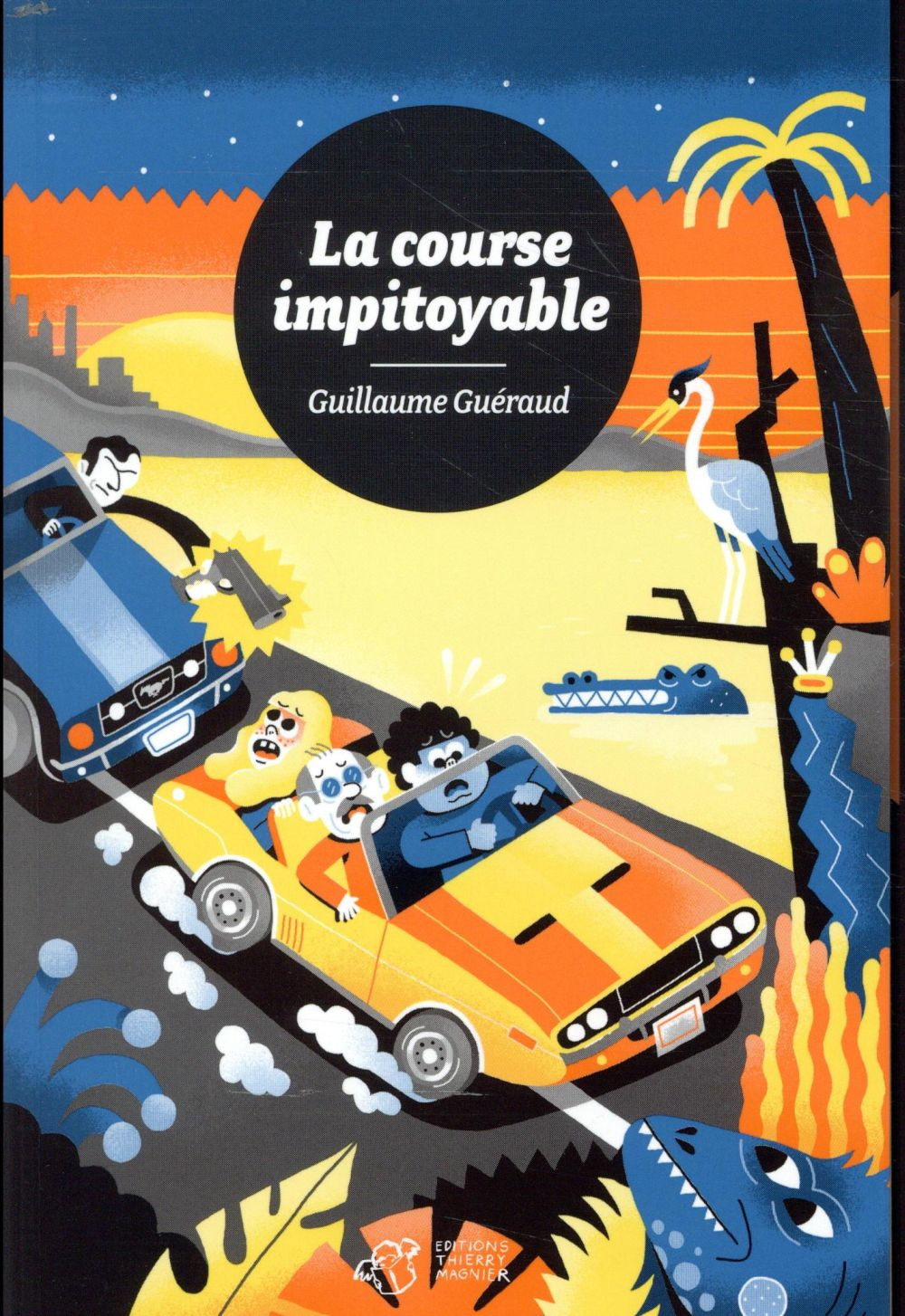 LA COURSE IMPITOYABLE