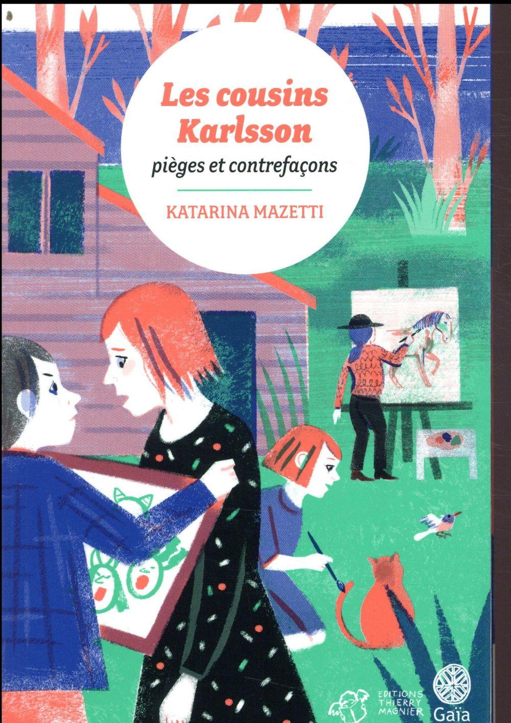 LES COUSINS KARLSSON TOME 8