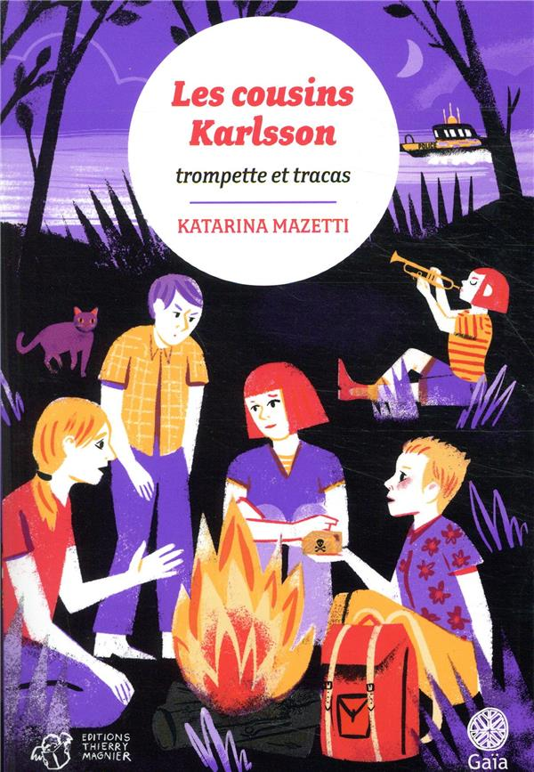 LES COUSINS KARLSSON TOME 9 - TROMPETTE ET TRACAS