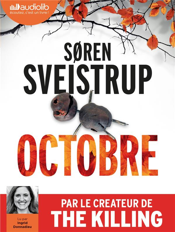 OCTOBRE - LIVRE AUDIO 2 CD MP3