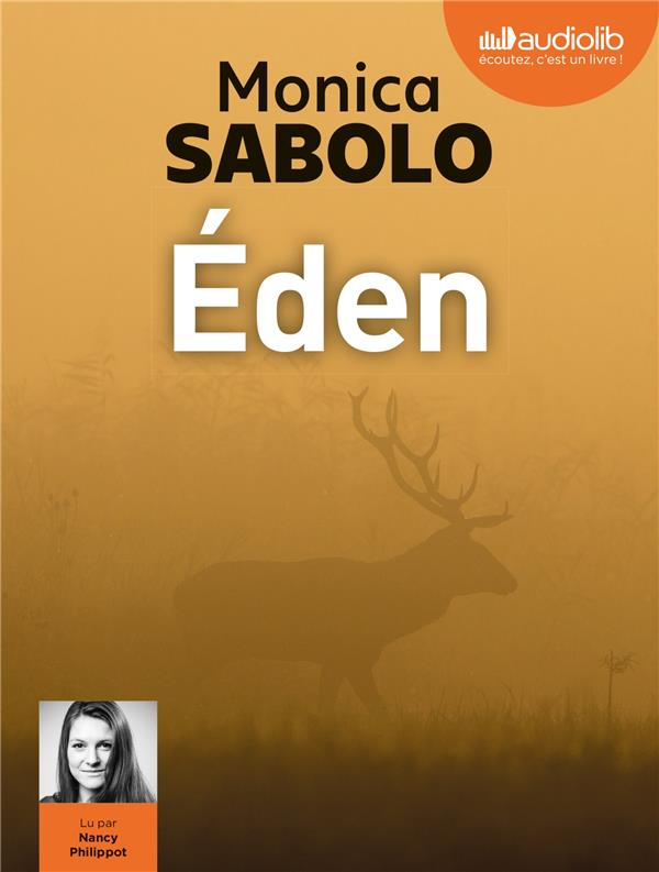 EDEN - LIVRE AUDIO 1 CD MP3