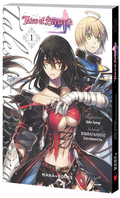 TALES OF BERSERIA T01