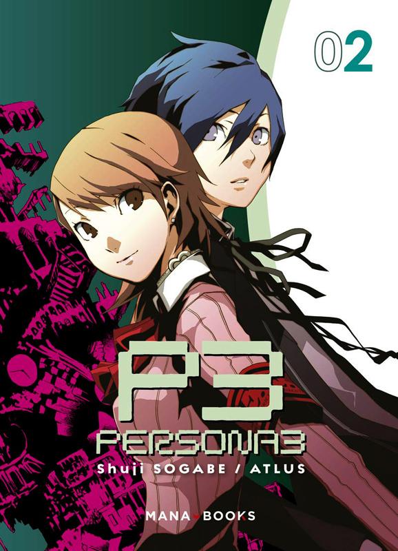 PERSONA 3 T02 - VOLUME 02